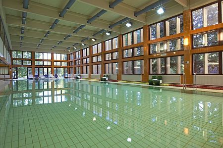 Balatonfured hotels - indoor swimming pool - Marina hotel