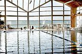 Wellness weekend at good prices with half board in Hotel Marina-Port