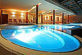 Ipoly Residence Hotel with discount package offers for a wellness weekend in Balatonfured