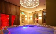 Apartment hotel Ipoly Residence Balatonfured - jacuzzi and saunas - 4-star hotel in Balatonfured