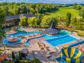 Session Hotel**** Aqualand water complex with slide park