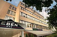 Hotel Eben Budapest in the near of Örs vezer ter, in Zuglo with low prices