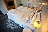 Romantic and elegant hotelroom of Hotel Bonvino in Badacsony, on Balaton-Uplands