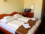 Double room in Nostra Hotel in Siófok close to lake Balaton