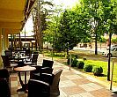 Hotel Nostra in Siofok located 100 meters from lake Balaton